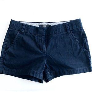J Crew Chino Shorts sz 0